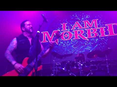I Am Morbid [USA] - Rapture (Morbid Angel Cover) - Live At Blondie. (Santiago, Chile. 2018).