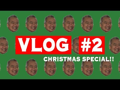 VLOG #2 CHRISTMAS SPECIAL!!!! | Kylie Moy