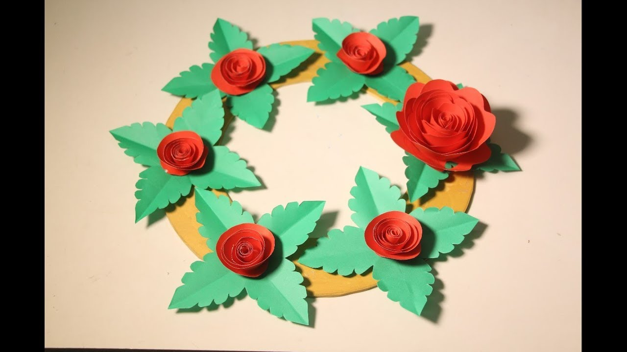 Useful Wall Hanging Crafts Ideas For Decor Diy Paper Crafts Youtube