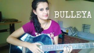 Download Hindi Video Songs - Bulleya/papon/ sultan/female guitar cover by jannat khan