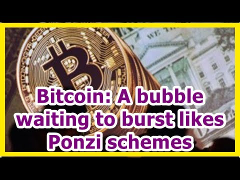 Bitcoin: A Bubble Waiting To Burst Like The Ponzi Schemeby News 24h
