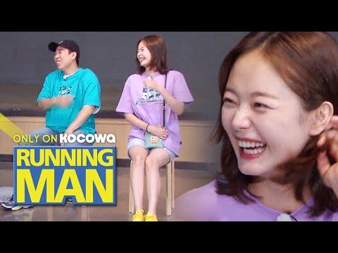 """Come here, Se Chan"" Jeon So Min Starts Joking! [Running Man Ep 463]"