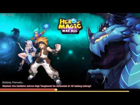 Hero of Magic War Age Part 1    Gamer Jombang