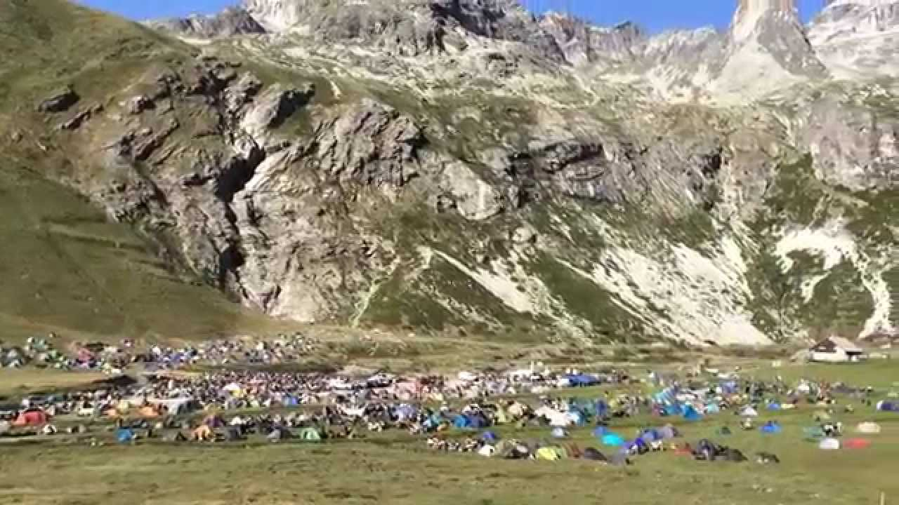 Stella Alpina 2015 Col De Sommeiller 3009mt Youtube