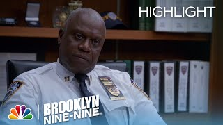 Captain Holt Wants Amy To Tell Him Off | Season 4 Ep. 20 | BROOKLYN NINE-NINE