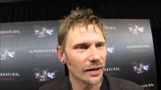 Supernatural: Mark Pellegrino on Playing Lucifer Thumbnail
