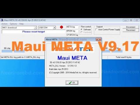 GRATUIT 3G MAUI TÉLÉCHARGER META