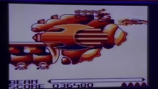 R-Type DX gameboy Original let