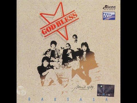 GOD BLESS Album Raksasa (1989) - MRYC7JA