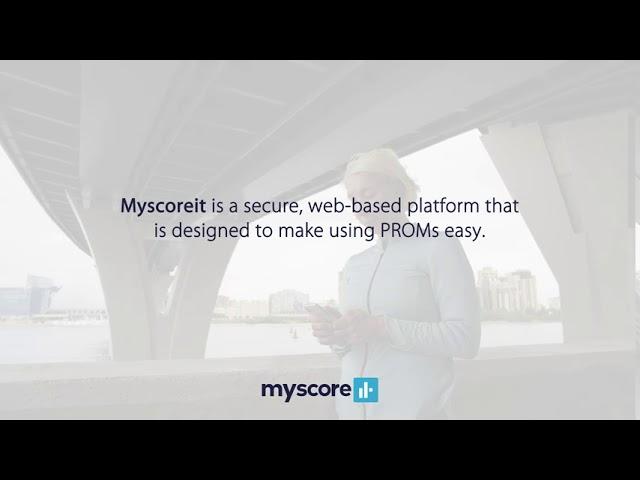 MyScoreit Promo Video - Voice Over by Shadé Zahrai