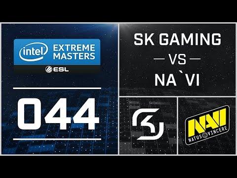 #44 - IEM Katowice 2017 - SK Gaming Vs NaVi