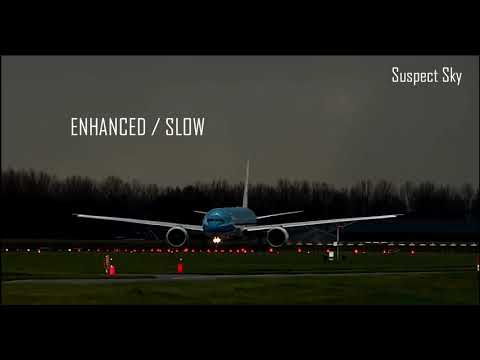 Fast Mover UFO Filmed over Amsterdam Airport [SIGHTING]