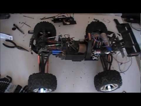 how to install traxxas pull start