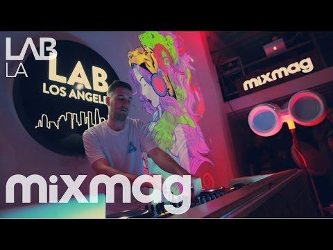 Kastle, Alix Perez & Petey Clicks bass DJ set in The Lab LA