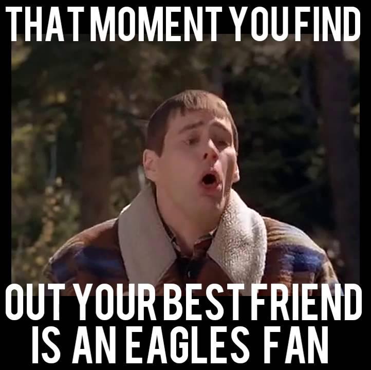 maxresdefault when you're best friend is an eagles fan youtube