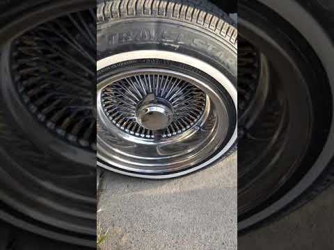 How to clean whitewall tires