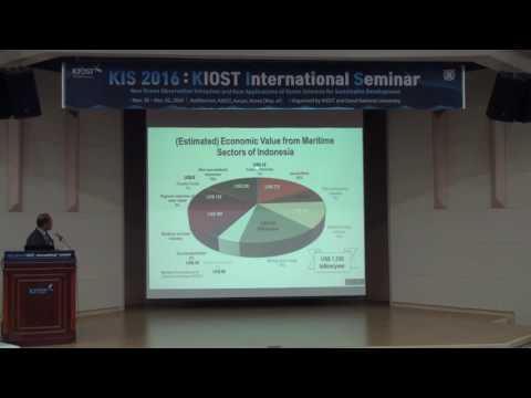 "[KIS 2016] TB Haeru Rahayu ""Indonesia National Ocean Policy in Ocean Research"""