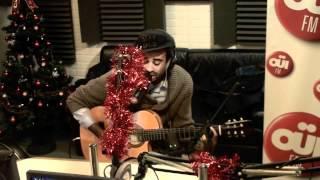 Patrice - Walking Alone - Session Acoustique OÜI FM