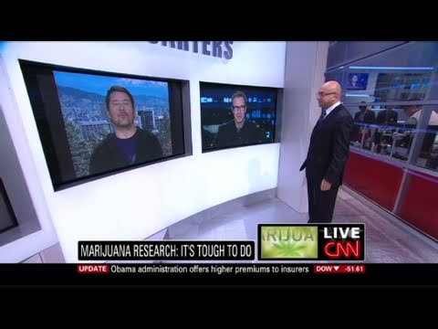 CNN: Documentary claims pot helped SAT score