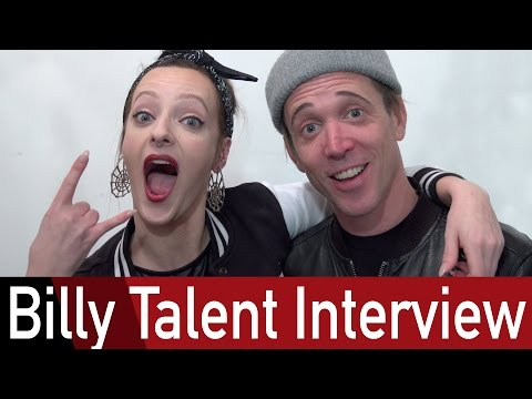 Billy Talents Ben is full of hope - ROCK ANTENNE Interview