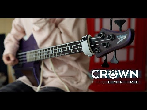 Crown the Empire - what i am | Bass Cover