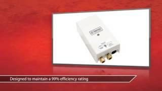 10000 Watt 277 Volt Tankless Water Heater - Eemax Product Review Video