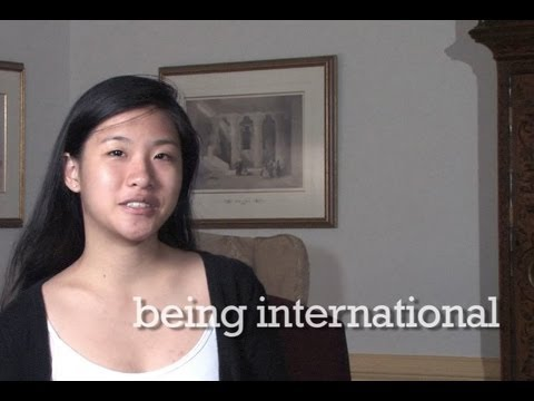 Being international at William & Mary