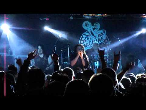 Nonpoint - Alive And Kicking @ The Machine Shop 1/29/11