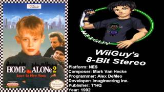 Home Alone 2: Lost In New York (NES) Soundtrack - 8BitStereo