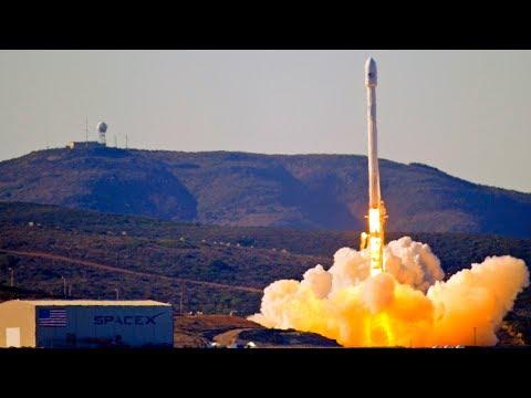 LIVE: Space-X Falcon 9 Reusable Rocket Launches Iridium Next 21-30 Satellite Cluster