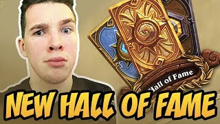 Hearthstone: New Hall of Fame