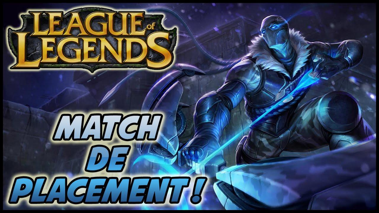 League Of Legends Provisional Placement