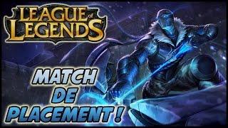 Match de placement - Varus ADC - League of Legends