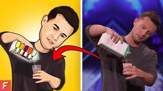 Download MOST FAMOUS Got Talent Magic Tricks Finally Revealed   AGT   BGT Mp3 and Videos