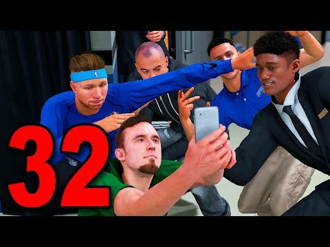 SELFIES WITH FANS - NBA 2K18 My Player Career (Part 32)