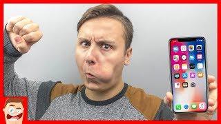 iPhone X за 90 тысяч: СТОИТ ЛИ СОСАТЬ?!