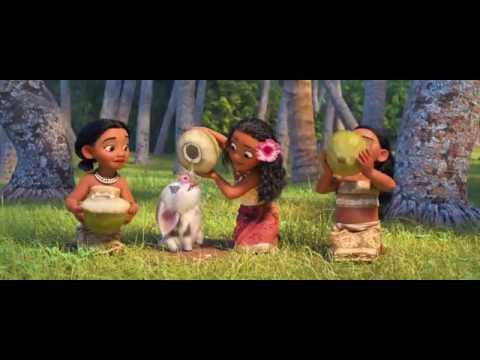 Moana | Official Trailer - Journey | In Cinemas December 2
