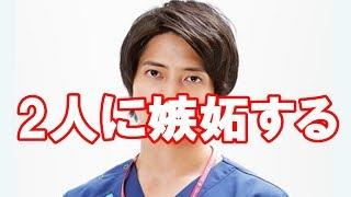 山下智久主演『コード・ブルー』第7話、Hey!Say!JUMP有岡大貴の片思い...