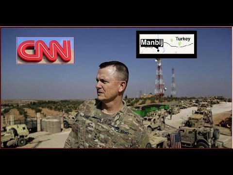 US troops & anti ISIS coalition face regular attack from NATO ally's Turkey in North Syria