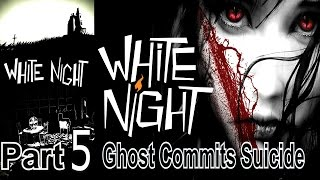White Night Part 5 PC Game Gameplay Lets Play Live Commentary