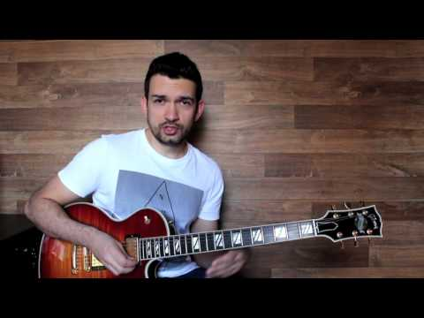 GUITARRA PARA INICIANTES 4 – TABLATURA E SWEET CHILD O' MINE