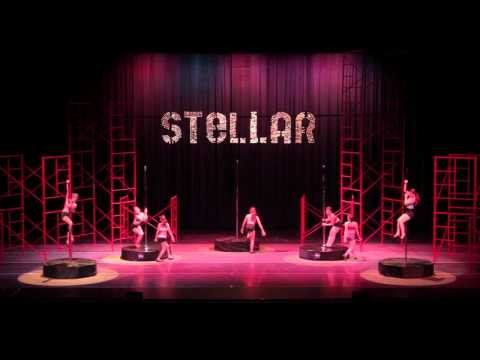 Stellar Year 2: 1950's Mixed Class (360 Fitness Club, Makati)