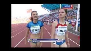 Універсіадa 2013. Естафета 4х100 м. Жінки