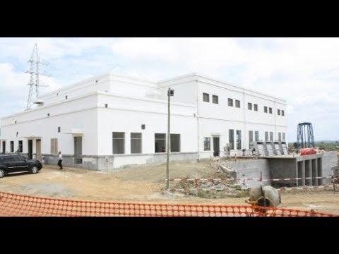 Teshie desalination plant shutdown