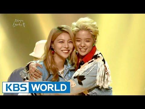 Amber & Ailee - Shake That Brass / Uptown Funk [Yu Huiyeol's Sketchbook]