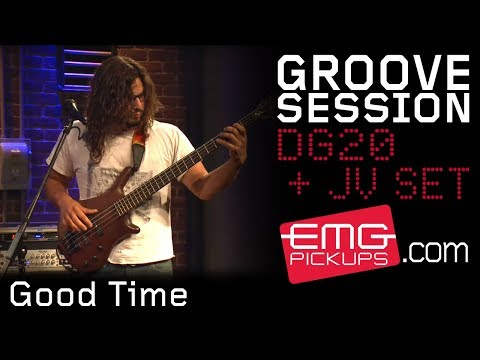 """GrooveSession performs """"Good Time"""" on EMGtv"""