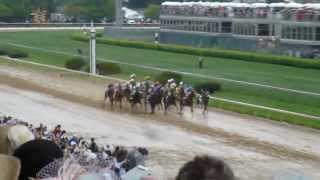 The 2013 Kentucky Derby Live - ORBBBBBBB!