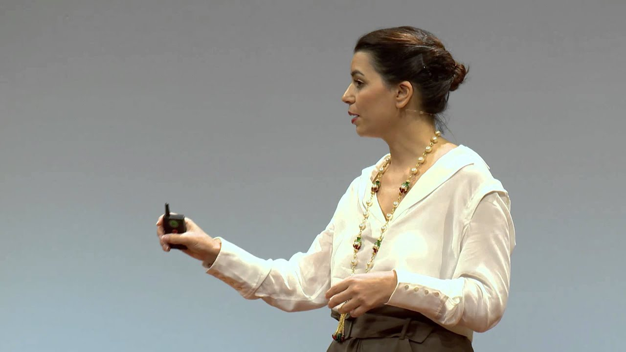 How leaders thrive in a complex world | Amel Karboul ...
