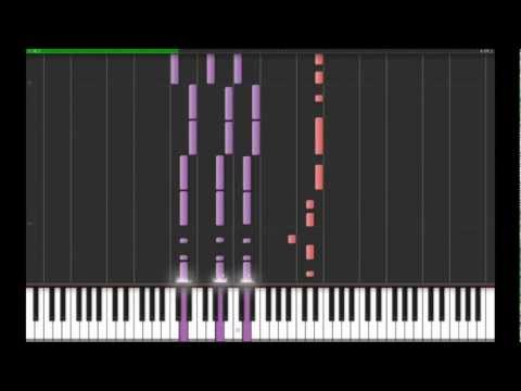 How To Play Living on a Prayer by Bon Jovi on Piano - Synthesia Tutorial (FREE DOWNLOAD)