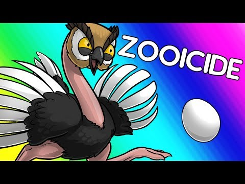 Zooicide Funny Moments - Terrible Animal Parenting!